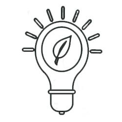 une ampoule plus verte de basse consommation