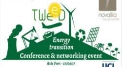 Affiche d'annonce de la conférence cluster TWEED